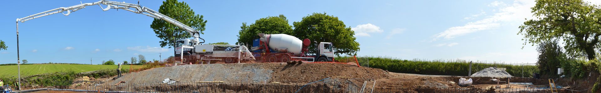 Ready Mix Concrete, Concrete Pumping concrete Plymouth from the leading Concrete Supplier in Plymouth, Volumetric on site Concrete